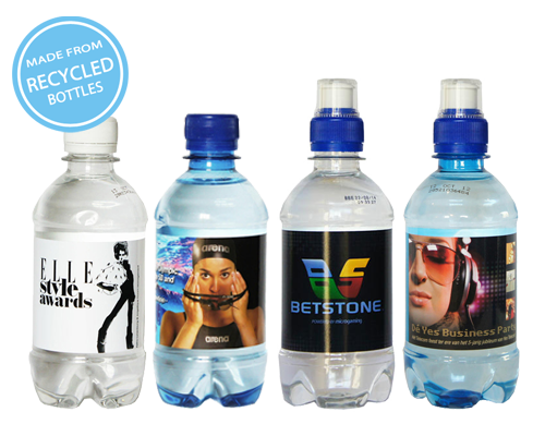 Branded Bottled Water UK
